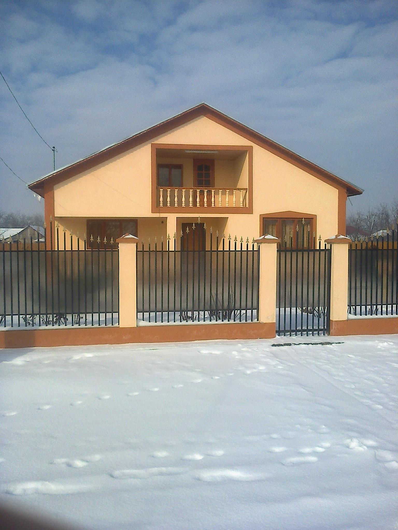 Casa construita 2013