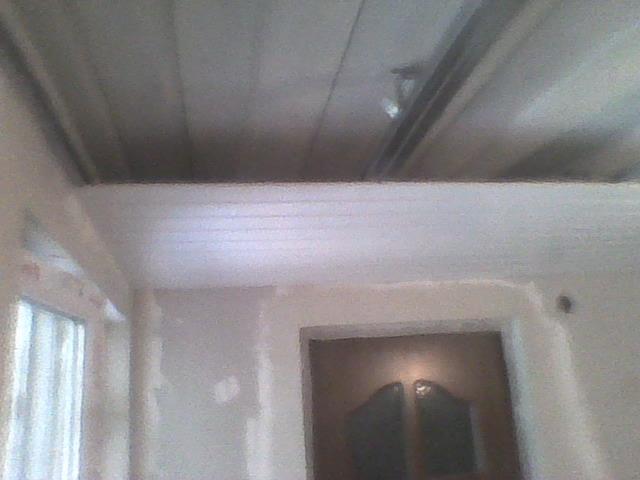 Cum se face structura la tavanul de lambriu