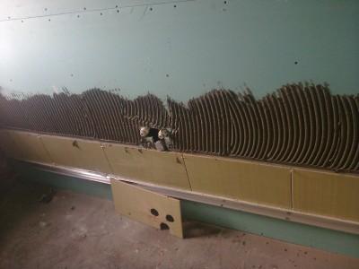Modele de faianta baie montajul faiantei