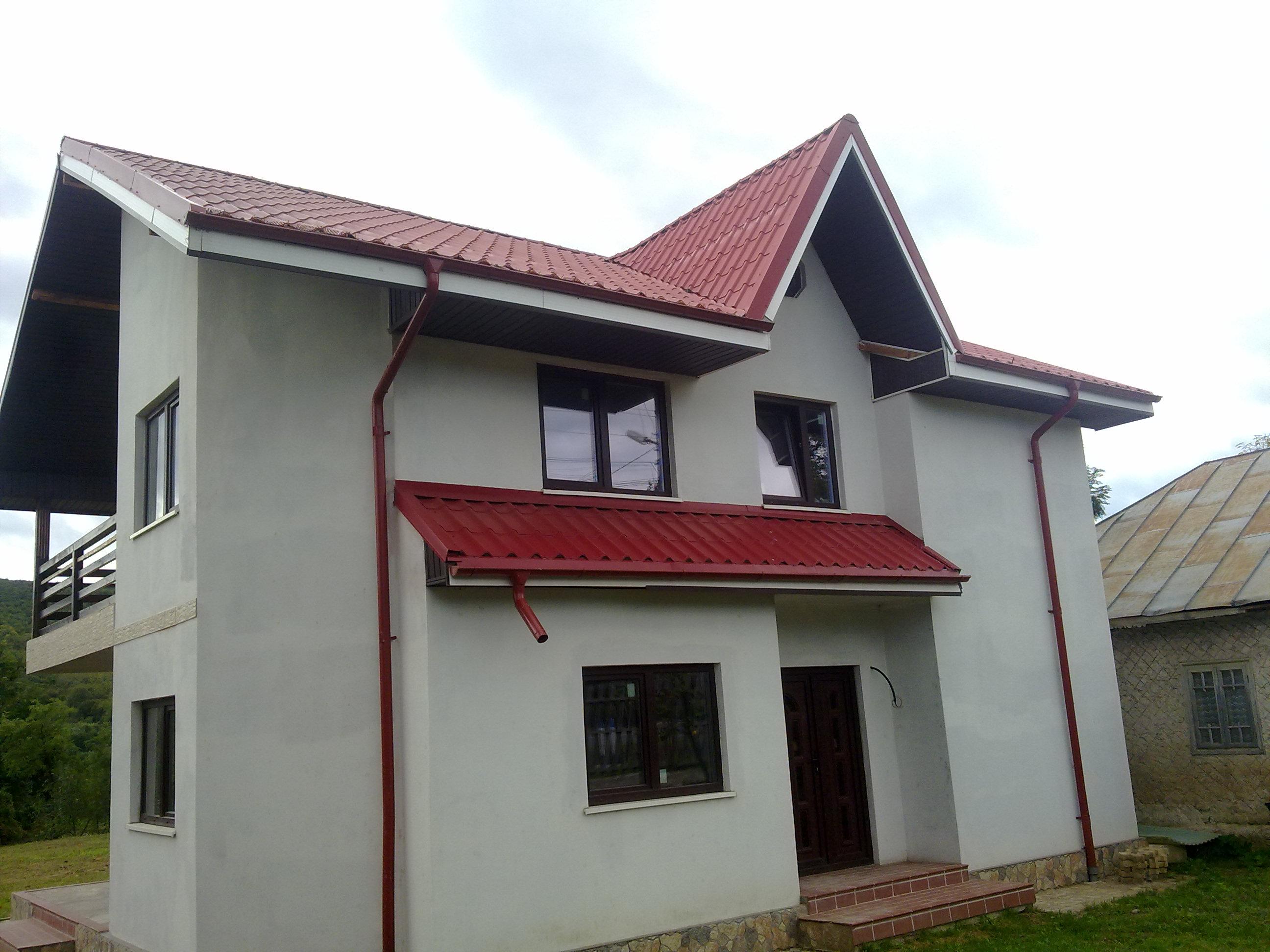 Proiect Superb Casa Mansarda Garaj