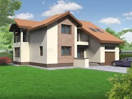 proiect casa cu etaj