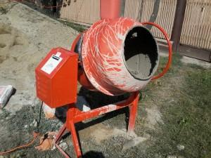 amestec multibat in betoniera