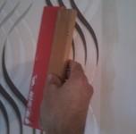 spatula bule aer tapet