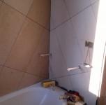 baie placata pe diagonala