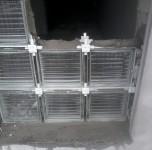 caramida din sticla zidirea